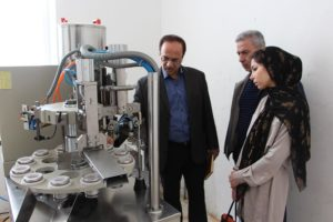 دکتر احمدی و دکتر حاج عباس